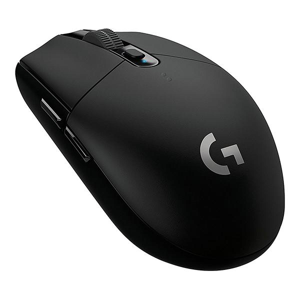 Logitech G305 Maroc Lightspeed Wireless Gaming Mouse (noir)