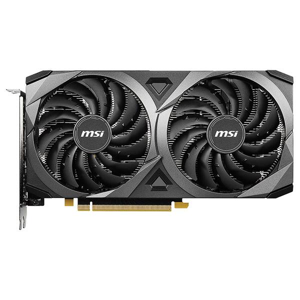 MSI GeForce RTX 3060 Ti VENTUS 2X 8G OCV1 LHR
