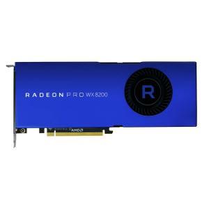 AMD Radeon Pro WX 8200 – 8GB Workstation Graphics Card
