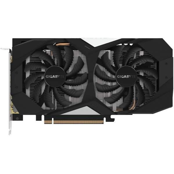 Gigabyte OC NVIDIA GeForce GTX 1660 Ti 6GB Blower Fans