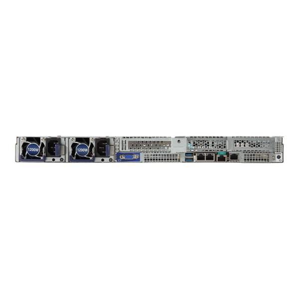 HPC-R2280I-U1 Rear IO