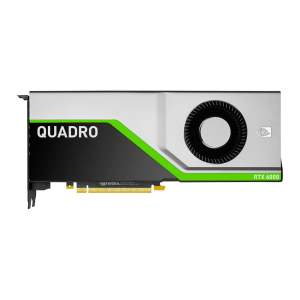 NVIDIA Quadro RTX 6000 24GB Workstation Graphics Card