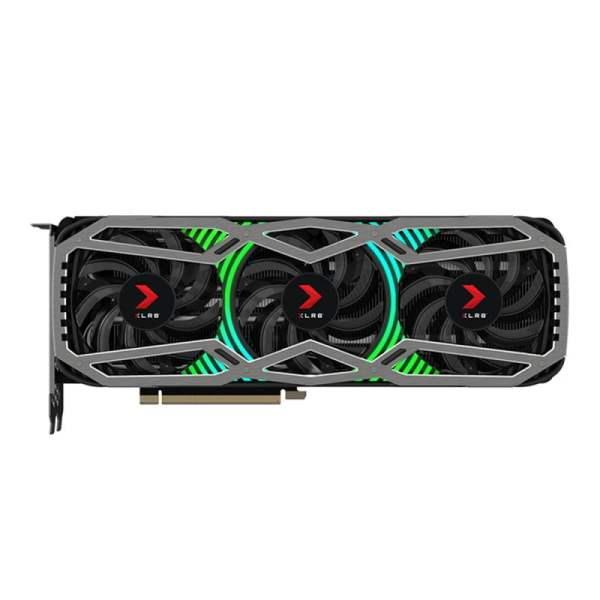 GeForce RTX 3090 EPIC-X RGB Triple Fan XLR8 Gaming Edition Top