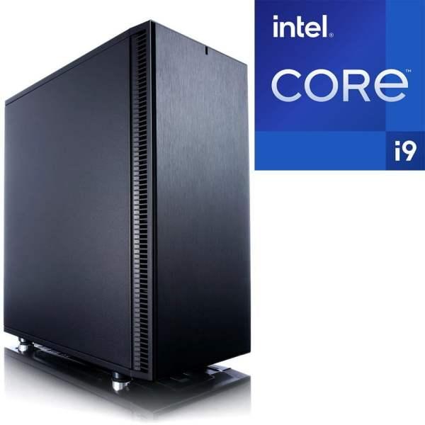 WS-184 Front Left Intel Core 11th Gen Logo