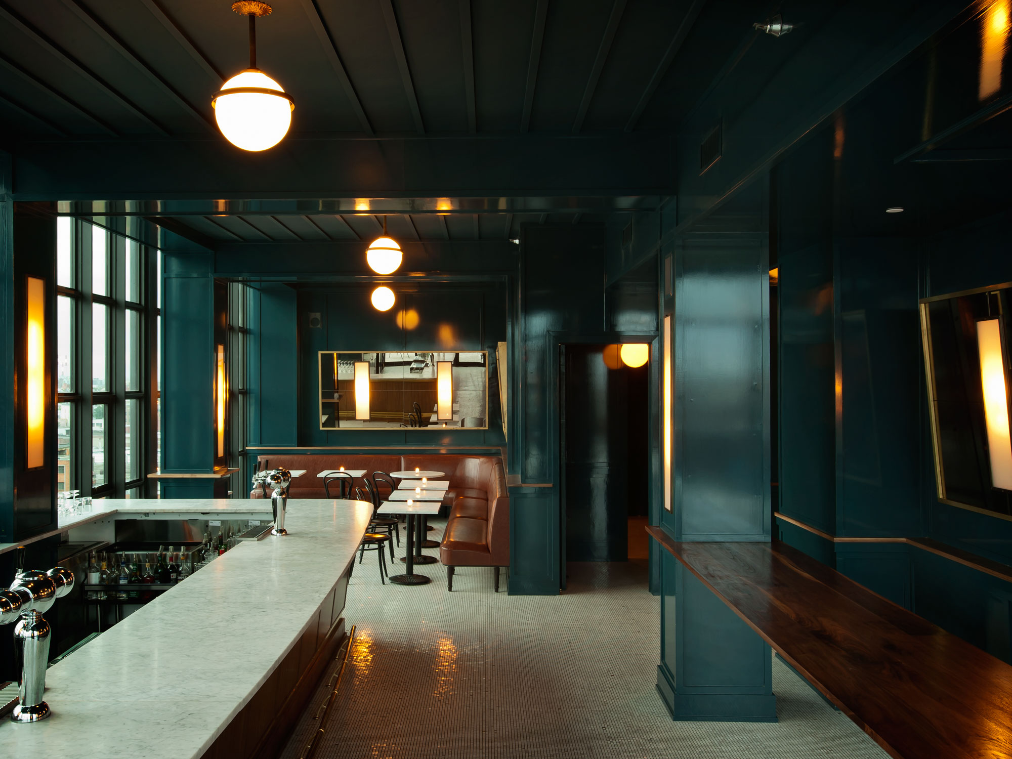 The Wythe Hotel  Brooklyn NY Hotel Design