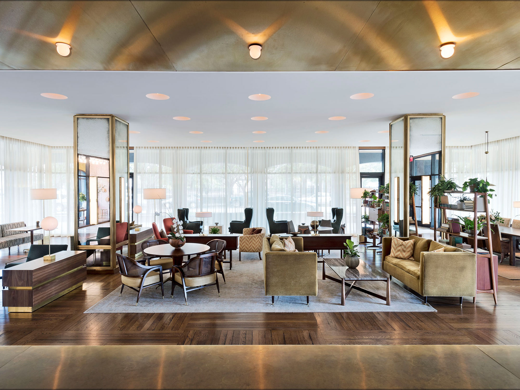 The Dewberry Hotel  Workstead Hospitality Interior Design