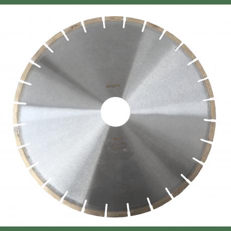 disque debiteuse couper marbre et pierre naturelle 400 mm