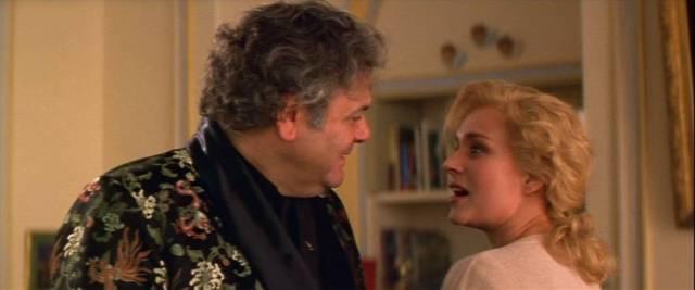 Lady Capulet speaking to Lord Capulet