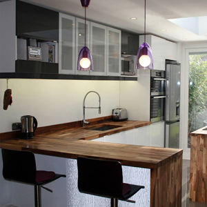 best kitchen designs island and table creating a breakfast bar using solid wood ...