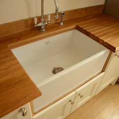 Porcelain Kitchen Sinks Pine Bench Sink Materials: A Worktop Express® Nutshell Guide