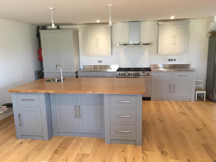 solid wood kitchen island used customer wooden worktop gallery page 2 - ...