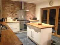 Customer Kitchen Wooden Worktop Gallery