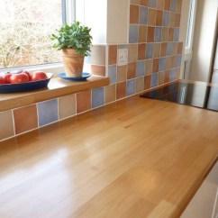 Corner Kitchen Sink Counter Chairs Beech Worktop Gallery