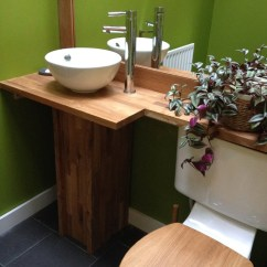 Farm House Kitchen Table Old Fashioned Faucets Oak Worktop Gallery