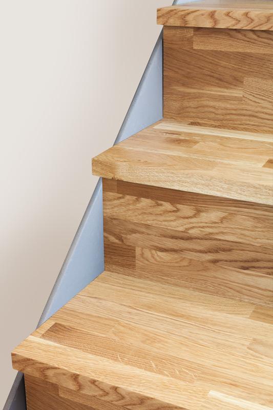 high end kitchen sinks drum light solid oak stair cladding kit - 1 step worktop express ...