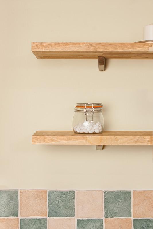 Wooden Wall Shelves Hardwood Shelves  Worktop Express