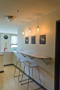 Designing a Breakfast Bar with a Kitchen Worktop | Worktop ...
