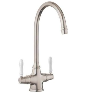 Mixer Tap Rangemaster Belfast Brushed finish