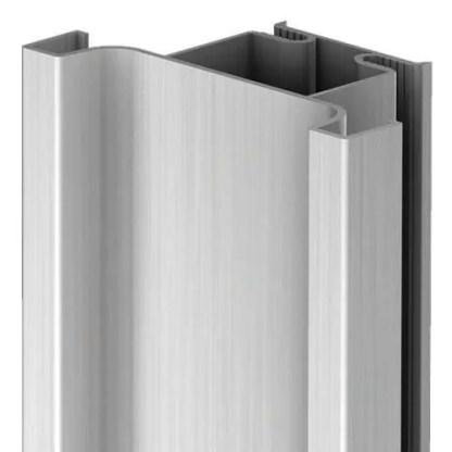Profile Handle, for Vertical Fixing between Doors, Gola System D