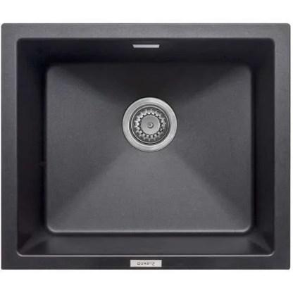 Undermount Kitchen Sink Granite 1B – Black