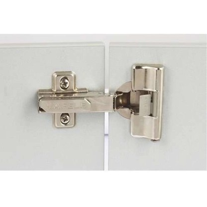 Concealed Cup Hinge, 110° Integrated Soft Close
