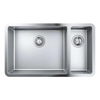 Stainless Steel Sink Undermount 1.5 Bowl