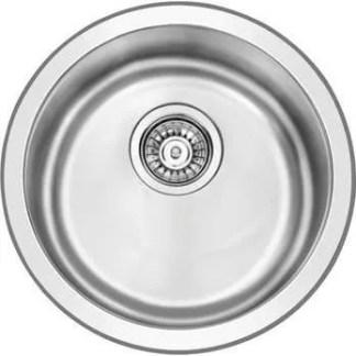 Bowl, Stainless Steel Circular, Häfele Bourne