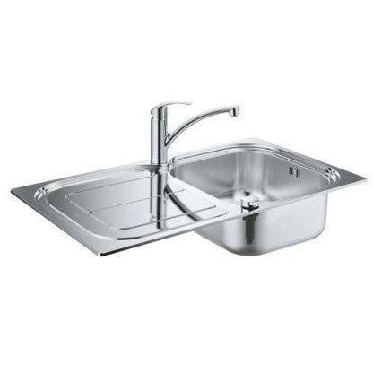 Kitchen Sink and Tap Set Grohe K300