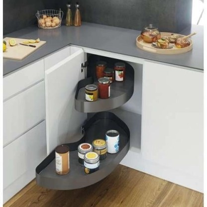 Pull Out Shelving Unit Cornerstone® Maxx LH
