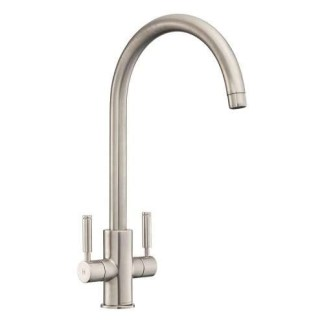 kitchen Mixer Tap Rangemaster Brushed nickel