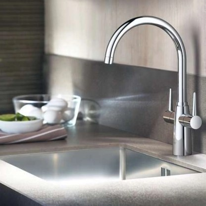 Dual Lever Tap Grohe Ambi Contemporary