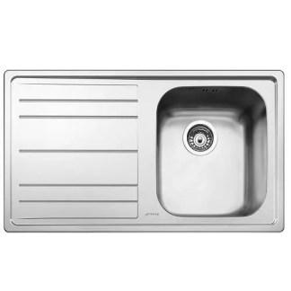 Sink Single Bowl Smeg Rigae LE861-2