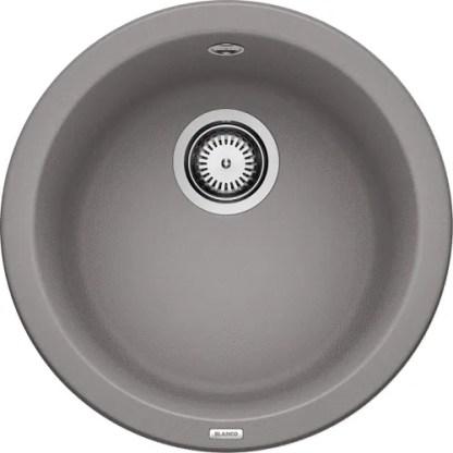 Granite Sink Blanco Rondo