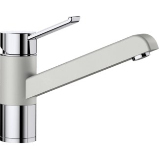 Kitchen Mixer Tap Blanco Zenos Pearl Grey
