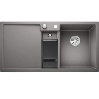 Kitchen Sink Blanco Collectis 6s Alu metallic