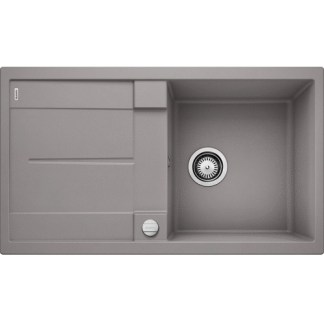 Kitchen Sink Blanco Metra 5 s Alu metallic