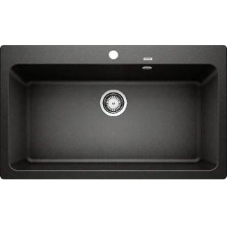 Kitchen Sink Blanco Naya XL 9 Black