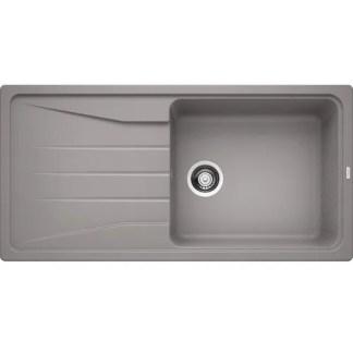 Kitchen Sink Blanco Sona XL 6 Alu metallic