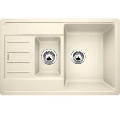 Sink Blanco LEGRA 6 S jasmine