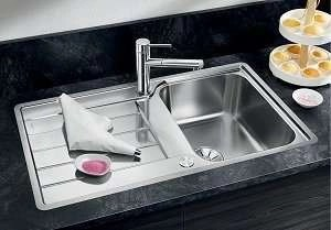 Stainless Steel Sinks Classimo 45 S-IF