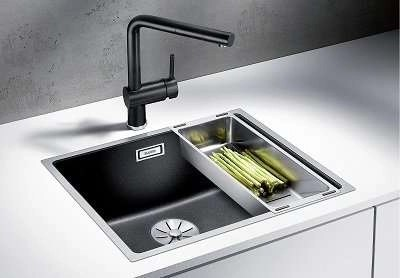 Sink SUBLINE 500-IF SteelFrame