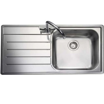 Oakland Stainless Steel Inset Sink Left Hand