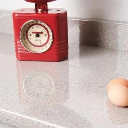 Grey-Peppered worktops £70.00