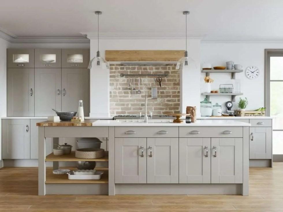 Conway SERICA® Pebble Kitchen