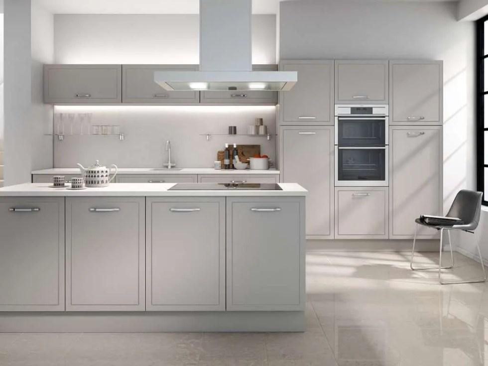 Jones SERICA® Light Grey Kitchen