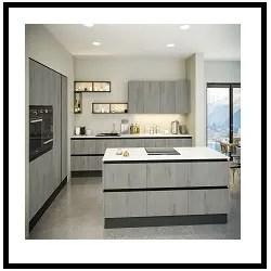 Inrail kitchens Urban