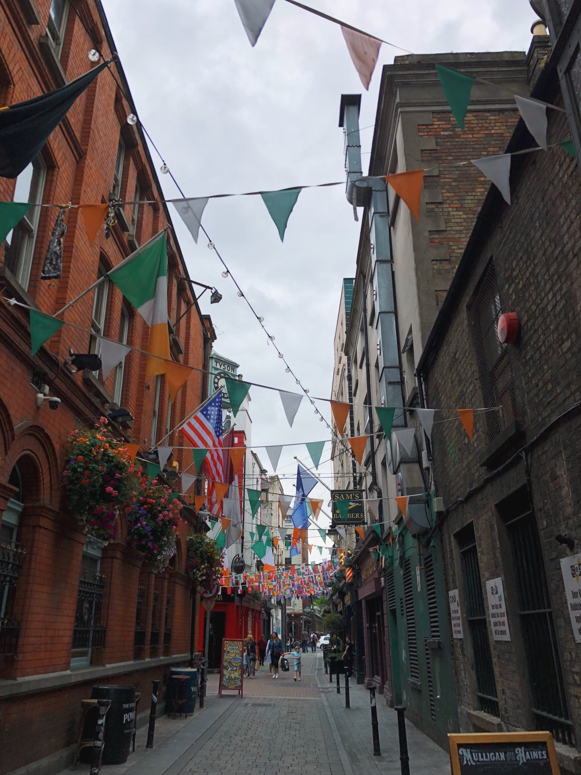 Roadtrip i Irland - Dublin
