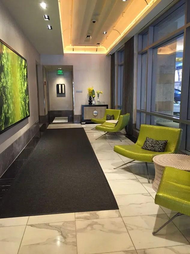 Another Nine Zero lounge.