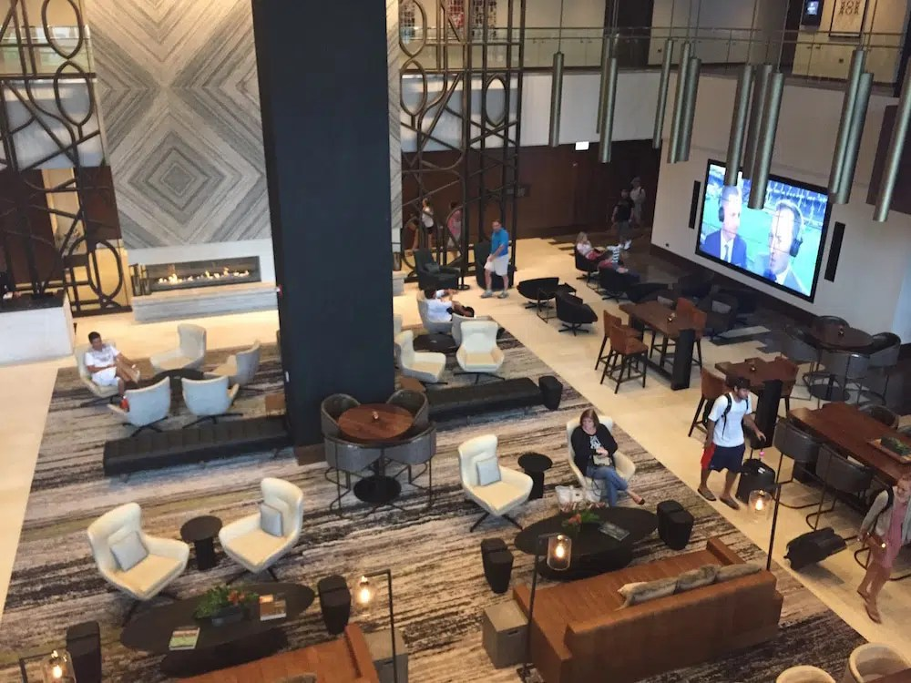 Loews lobby