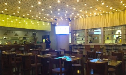 Pata Negra tapas restaurant